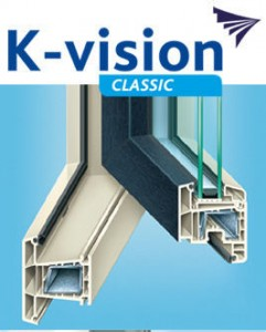 K-vision CLASSIC kozijnen