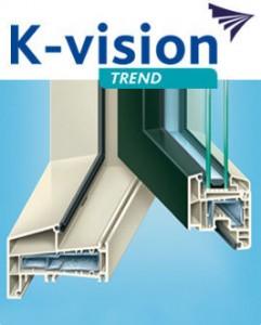 K-vision trend kozijn