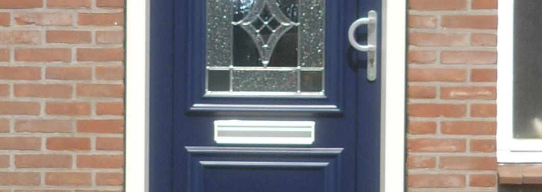 Kunststof deuren Harlingen