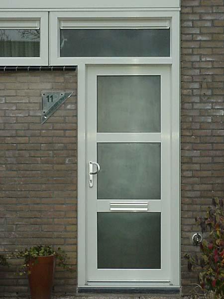 Kunststof Deuren Leeuwarden 1