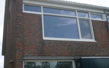 Kunststof kozijn in Heerenveen