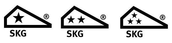 Uw kunststof deur in Sneek is voorzien van het SKG keurmerk
